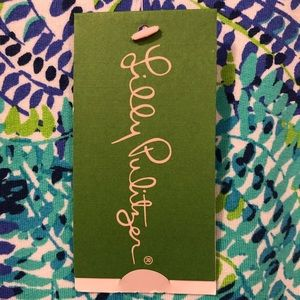 Lilly Pulitzer: tee shirt dress NWT
